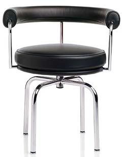 LC 7 Swivel Armchair