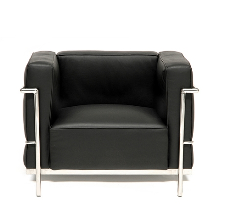 "Le Corbusier Grande Confort 35"" Chair LC3B"