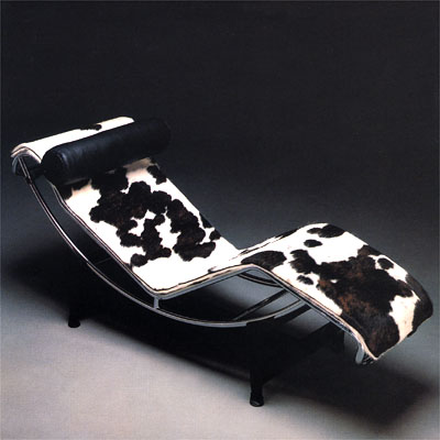 Lc4 Pony Hide Chaise Lounge Www Gibraltarfurniture Com