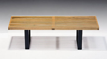 George Nelson 4' Bench