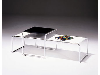 Marcel Breuer Laccio Nesting Table - Laccio Short