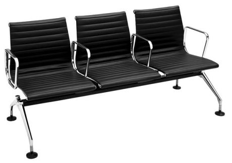 Eames 3 Seat Sofa